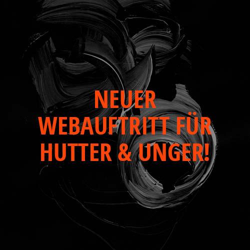 Neuer Webauftritt für Hutter & Unger